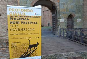 """Oggi si apre """"Profondo Giallo"""", primo festival del noir a Piacenza"""