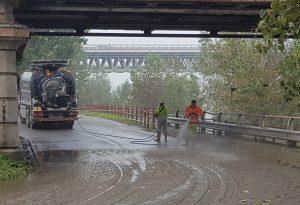Maltempo: dichiarato lo stato di emergenza per l'Emilia Romagna. Via Bixio riaperta
