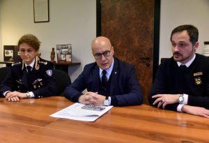 Giuramento allievi agenti, dopo 23 anni ritorna in piazza Cavalli. Presente il capo della Polizia Franco Gabrielli