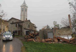 Dopo il disastro di lunedì, i cittadini di Santa Maria attendono aiuti