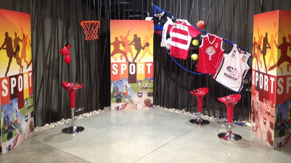 Pallavolo, basket e rugby, ma anche running e Spartan race a Zona Sport