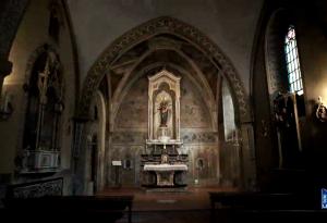 Santa Maria in Cortina, da necropoli romana a tomba del santo patrono