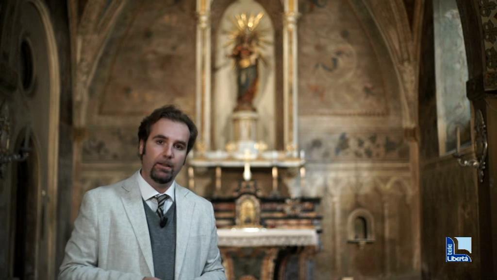 """""""Memorie piacentine"""", l'antica chiesetta di Santa Maria in Cortina"""
