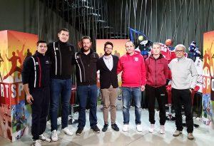 "Di Carlo a Zona Sport: ""La Bakery Basket è da playoff: sta a noi dimostrarlo"""