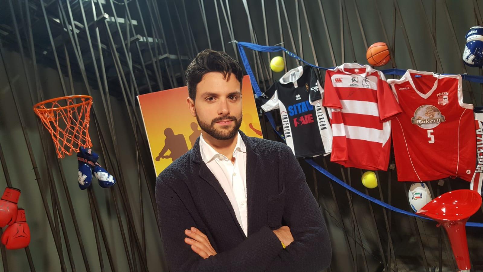 Il super weekend di volley, basket e rugby questa sera a Zona Sport
