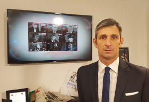"""A """"Nel Mirino"""" ospite il presidente di Confapindustria Cristian Camisa"""