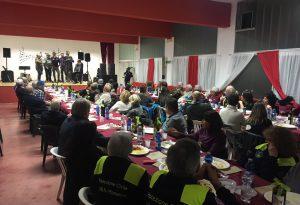 Polenta e musica a Perino per sostenere la Protezione Civile Ana