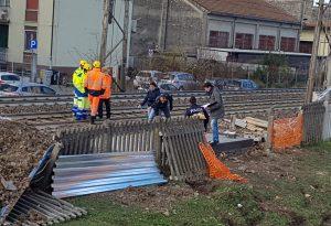 Tragico infortunio sul lavoro, muore operaio investito dal treno a Fiorenzuola. Ritardi sulla tratta