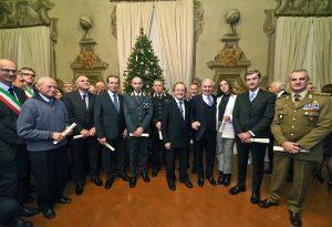 """Nove Cavalieri e un Ufficiale della Repubblica: la cerimonia in Prefettura. Il prefetto: """"Uniti per la legalità"""". LE FOTO"""