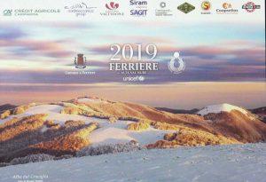 Ferriere, dodici scatti naturalistici per il calendario del 2019