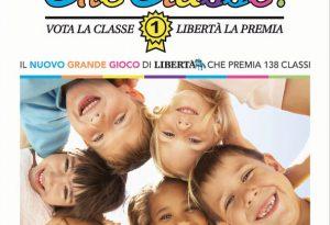 """""""Che classe"""": sul quotidiano Libertà tutti i nomi delle 138 classi vincitrici"""