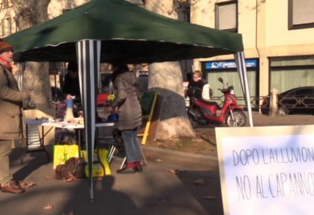 """""""Basta logistica, vogliamo respirare"""": in poche ore raccolte 200 firme contro nuovi insediamenti"""