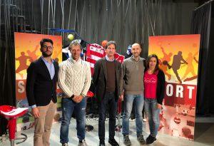 """Robert Gionelli: """"Piacenza, città sportiva come poche in Italia"""""""