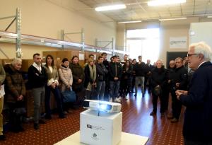 Isii Marconi: un laboratorio per formare i futuri esperti di logistica