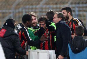 Il Pro risorge con l'Arezzo: Nolé e Sanseverino interrompono la serie nera