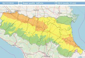 Settimo giorno consecutivo di smog fuori dai limiti: l'aria di Piacenza è la peggiore della regione