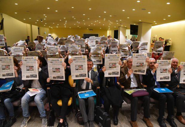 Scuola di giornalismo 2018 – La fotogallery
