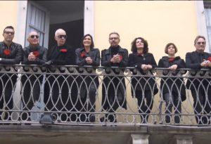 Marina Fiordaliso e Marco Rancati: un video per la solidarietà