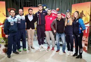 Copelli scalda l'ambiente in vista della sfida con Olimpia Bergamo