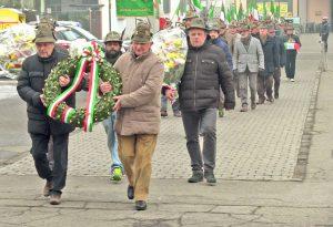 """""""Il valore dei nostri alpini"""", Vigolzone ricorda le vittime di Nikolajewka"""