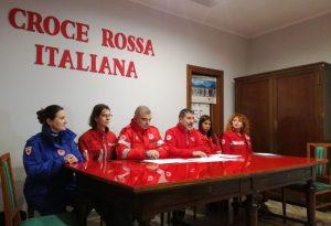Croce Rossa: 600 famiglie assistite e un milione di chilometri percorsi
