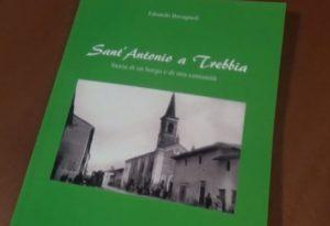 La storia di Sant'Antonio a Trebbia in un libro di Edoardo Bavagnoli