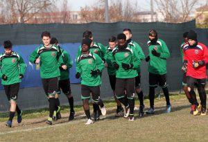Maspero e una decina di giovani: il Pro Piacenza torna agli allenamenti