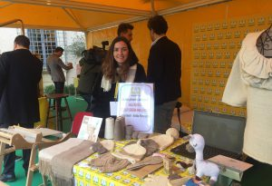 Lana di Alpaca spopola a Roma alle elezioni di Giovani Impresa con la piacentina Gloria