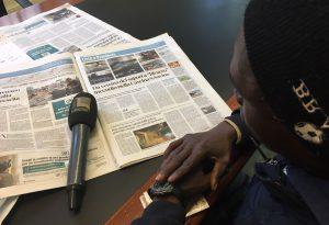 """Il gambiano strappato alla morte: """"Grazie ai poliziotti, mi hanno salvato la vita"""""""