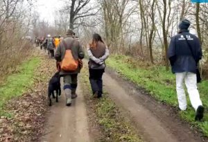 Cacciatori in esercitazione a Isola Serafini contestati dagli animalisti