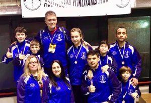 Judo Shiai da urlo: la palestra piacentina conquista tre ori e quattro medaglie di bronzo