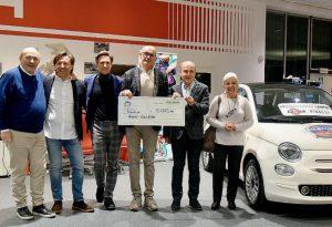 Lotteria benefica per la Casa di Iris, raccolti 10mila euro