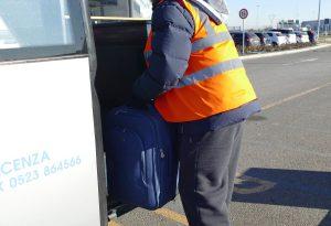 Polo logistico, confermate le navette gratuite per il 2019