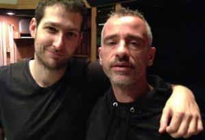 Marco Sonzini: la vita a Los Angeles tra Ramazzotti e Tiziano Ferro. Disco candidato ai Grammy