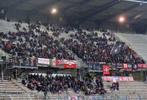 Esodo di tifosi biancorossi per la sfida con l'Entella: attesi a Chiavari 500 supporters