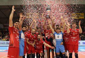 """La Gas Sales Volley verrà premiata a Reggio Emilia con la targa """"Sala del Tricolore"""""""