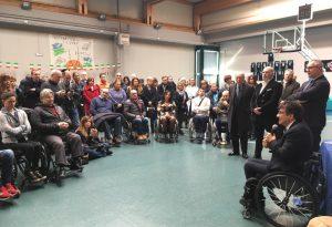 Centro paralimpico nazionale a Villanova, firmato il protocollo. Pronto nel 2022