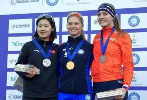 Strepitosa Laura Peveri: è campionessa mondiale nella specialità Mass Start