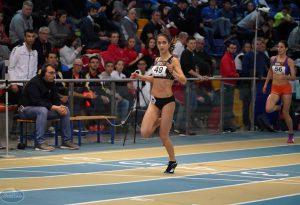 Sara Balordi settima nei 200 metri ai campionati italiani Allievi