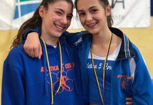 Pioggia di medaglie per le società piacentine ai campionati regionali cadetti