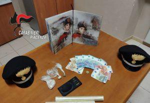Aveva droga e soldi: 21enne arrestato dai carabinieri. In due giorni tre denunce