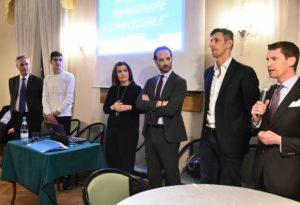 Cento giovani industriali a sostegno del Respighi: in arrivo un'aula tecnologica
