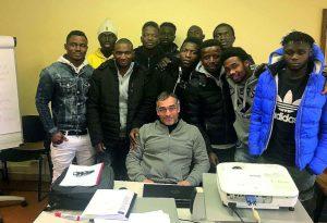 Corso gratuito per disoccupati alla Tadini: hanno risposto solo i migranti