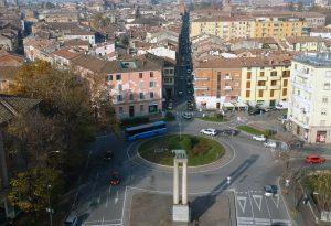 Il coprifuoco commerciale si allarga anche a tratti di via Scalabrini e Facsal