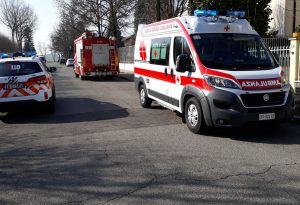 Tanta paura alla Besurica: principio d'incendio in un'abitazione di via Faggi