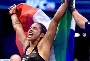 Anche la campionessa piacentina di MMA Mara Borella a Zona Sport