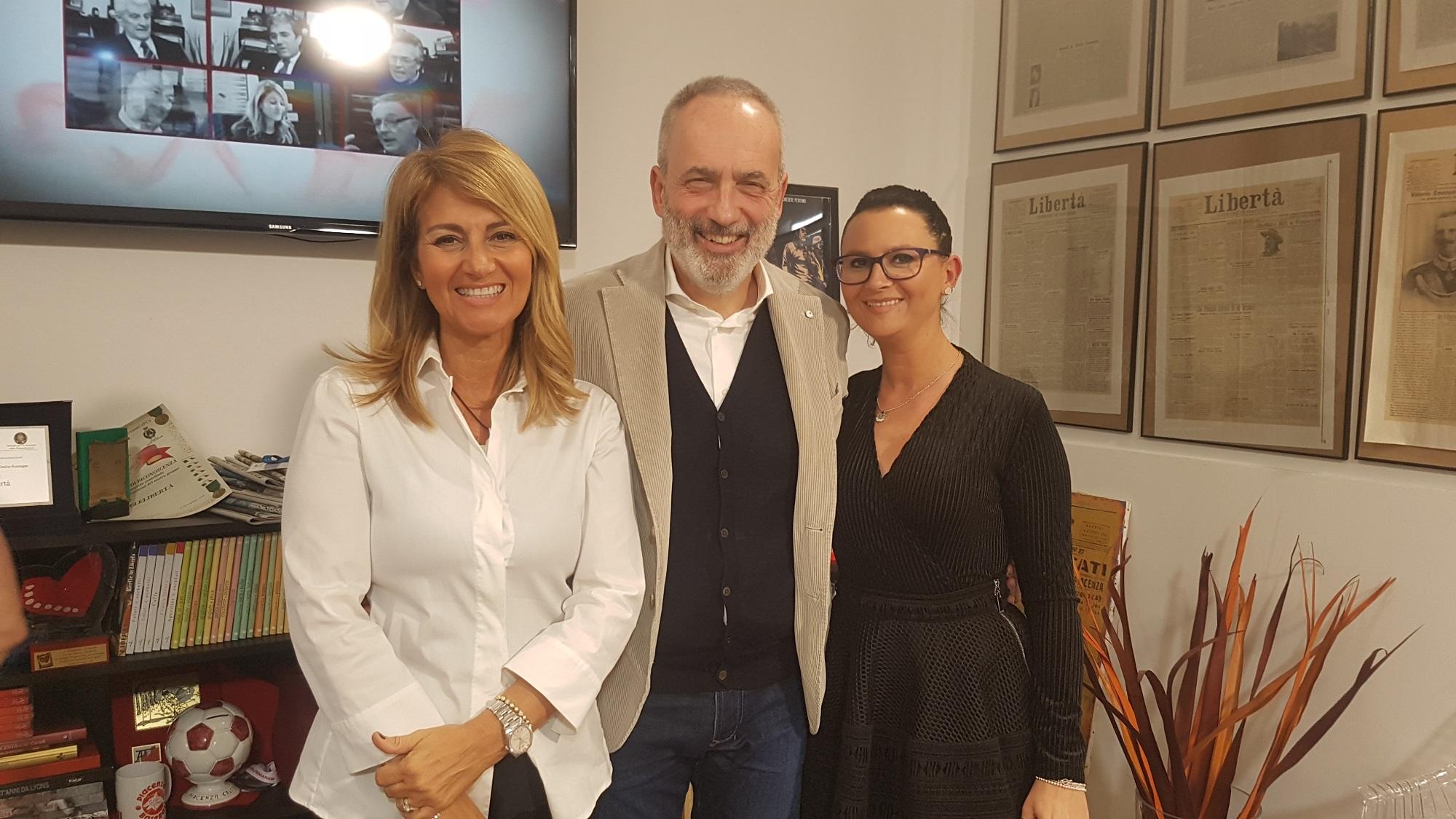 """Armonia: """"Donati 100mila euro a Senologia"""". Cattivelli e Palli a Nel Mirino"""