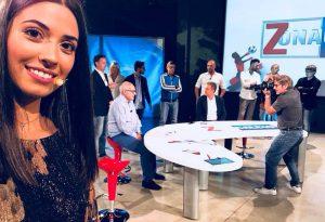 Zona Calcio: ospiti l'assessore Cavalli, Bertoncini, Baldrighi e l'Area Indoor