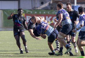 Rugby, domenica nera: per i Lyons seconda sconfitta consecutiva. FOTO