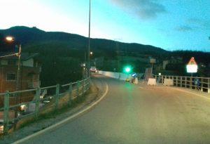 Ponte di Farini, lavori in tempi record: già riaperto al traffico